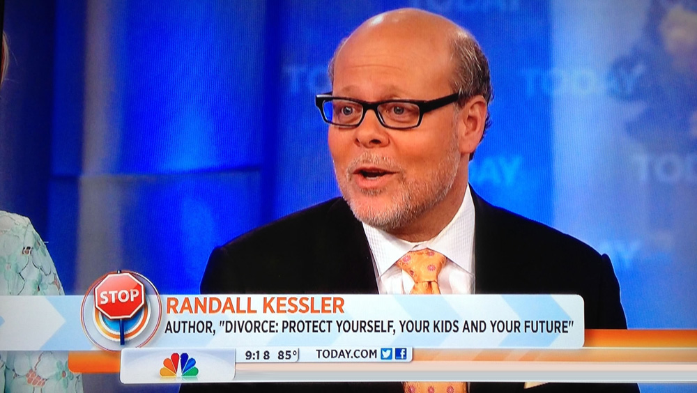 Randy Kessler on the TODAY SHOW